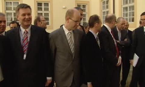 Předsedové rozpočtových výborů