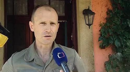 Policista Jiří Vondra