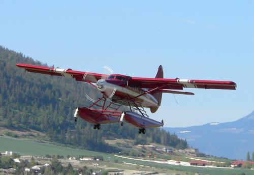 DeHavilland DHC-3T