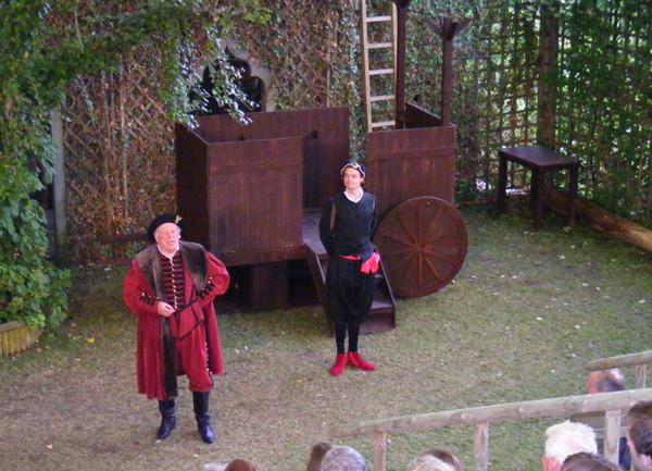 GB Theatre Company / As You Like It