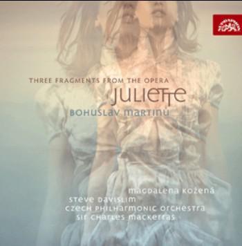 Tři fragmenty z opery Julietta