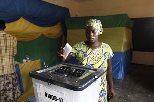 Prezidentské volby ve Rwandě