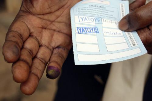 Volby ve Rwandě