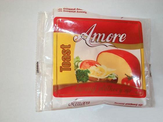 Sýr Amore Toast