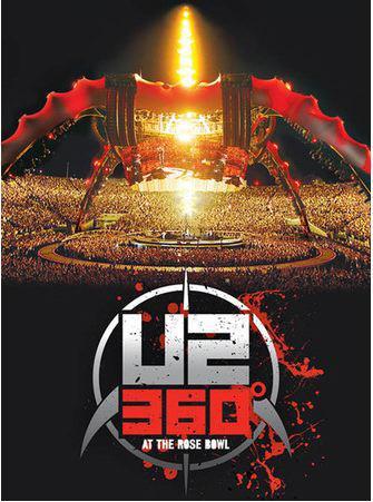 U2360° At The Rose Bowl
