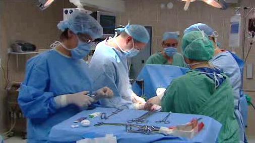 Na operačním sále