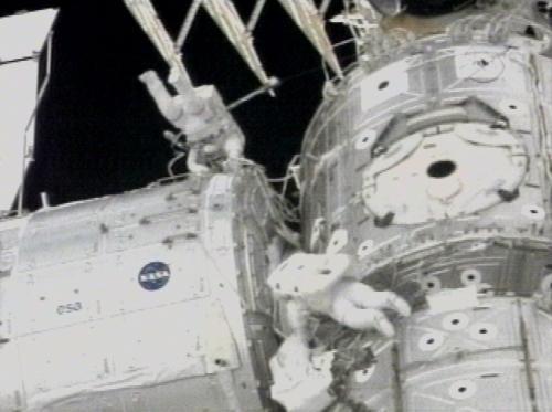 Astronauti u stanice ISS