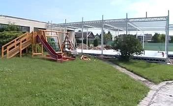 Přístavba k mateřské škole