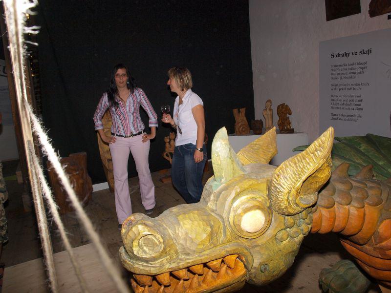 Křivořezání - výstava všech ročníků