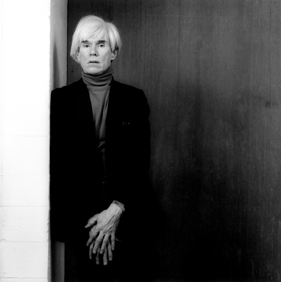Robert Mapplethorpe: Andy Warhol