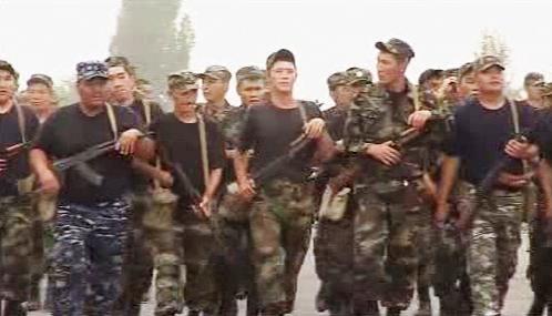Kyrgyzská armáda