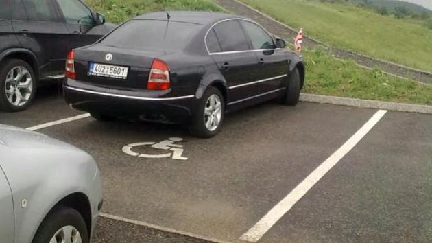 Služební vůz primátora Ústí nad Labem