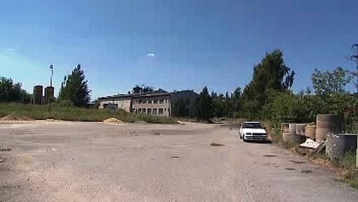 Skládka toxického odpadu ve Lhenicích