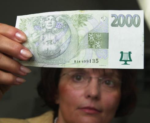 Dvoutisícová bankovka