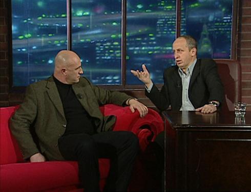 Tomáš Julínek a Jan Kraus