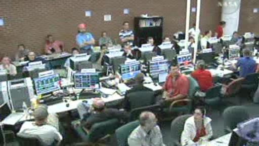 Pracovníci NASA