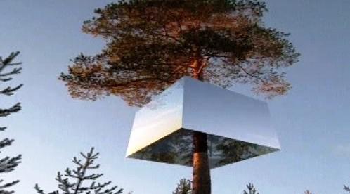 Hotel ve stromech