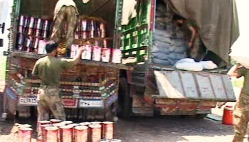 Humanitární pomoc