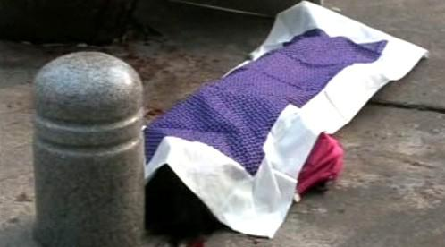 Vražda v čínské školce