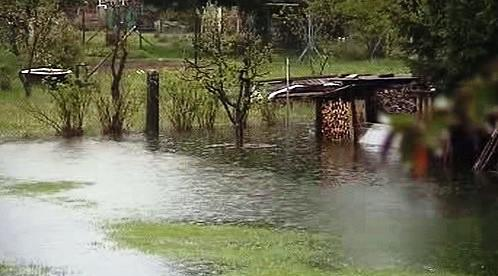 Zaplavené zahrady