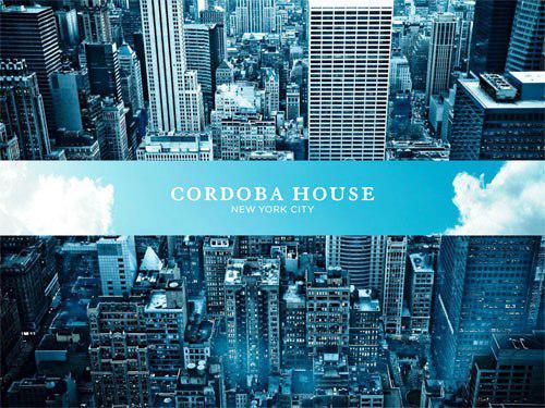 Projekt Cordoba House