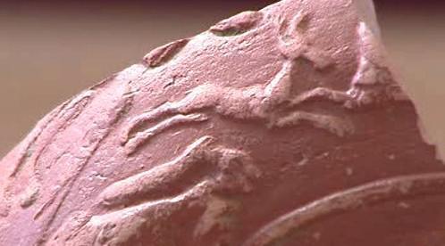 Starodávná keramika