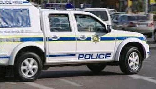Jihoafrická policie