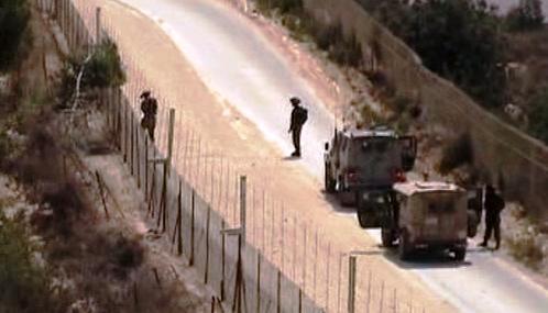 Libanonsko-izraelská hranice