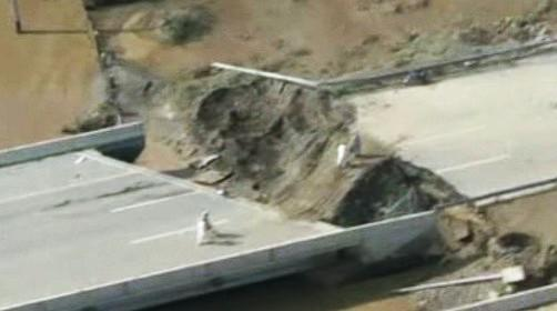 Následky záplav v Pákistánu