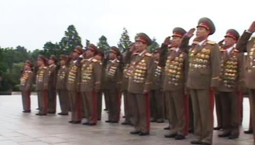 Generalita severokorejské armády