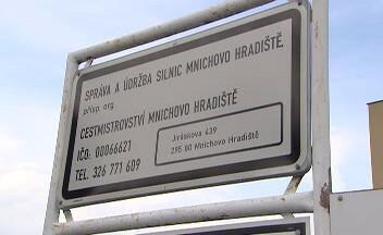 Správa a údržba silnic Mnichovo Hradiště