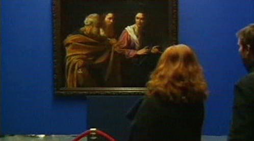 Odcizený Caravaggio