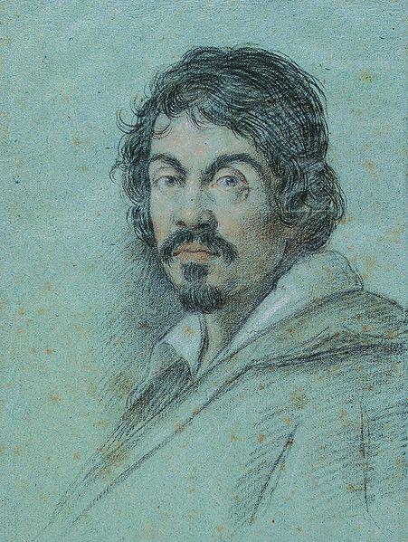 Portrét Caravaggia