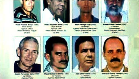 Kubánští disidenti