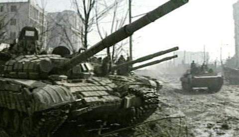 Čečensko