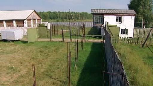 Bývalý sovětský gulag Perm-36