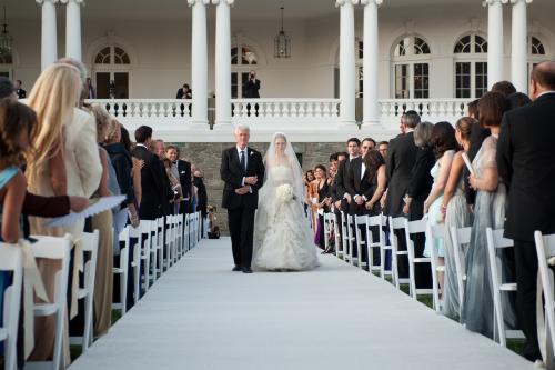 Svatba Chelsea Clintonové