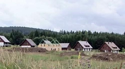 Borová Lada na Šumavě