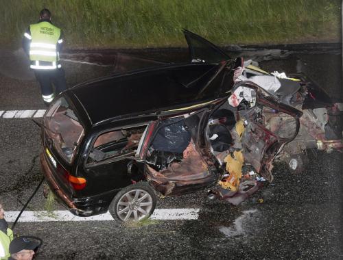 Při nehodě v Dánsku zemřeli čtyři Češi