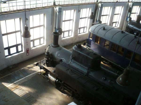 Depo Národního technického muzea