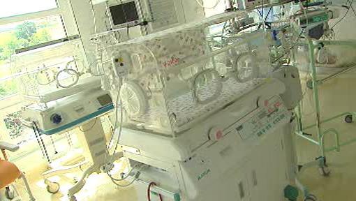 Oddělení neonatologie a šestinedělí