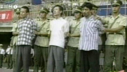 Čínští odsouzenci
