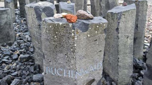 Buchenwald - pamětní kameny