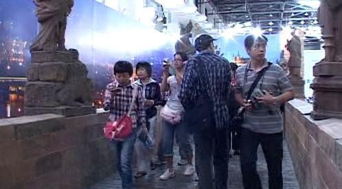 Pražská expozice na EXPO 2010