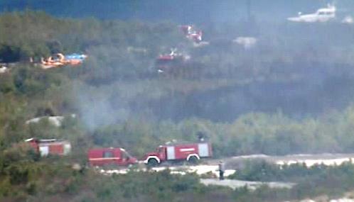 Chorvatští hasiči