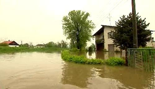 Povodně 2010
