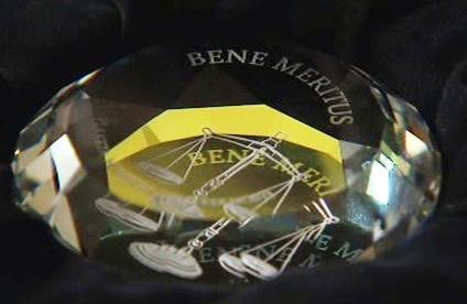Cena Bene Meritus
