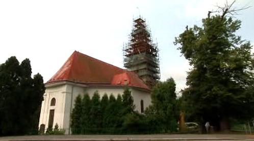 Kostel sv. Mikuláše v Ostravě