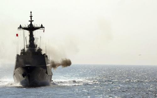 Americko-jihokorejské vojenské cvičení