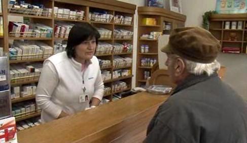 Poplatky v lékárně